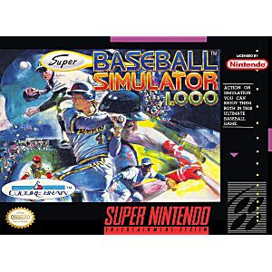 Super Baseball Simulator 1.0