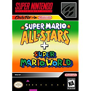 Super Mario All Stars and World