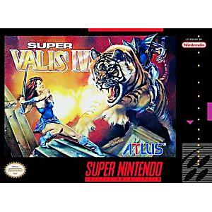 Super Valis 4