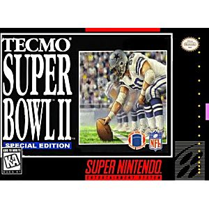 Tecmo Super Bowl II 2