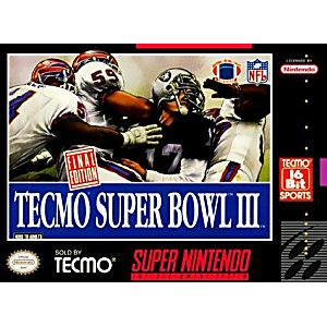 Tecmo Super Bowl III 3