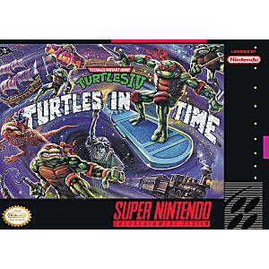 Teenage Mutant Ninja Turtles IV - Turtles in Time