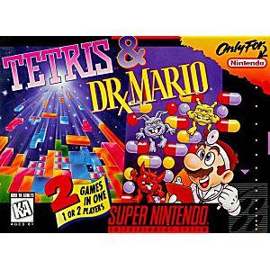 Tetris / Dr. Mario
