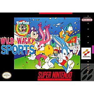 Tiny Toon Adventures Wacky Sports