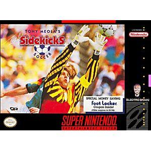 Tony Meola's Sidekicks Soccer