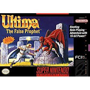 Ultima 6 the False Prophet