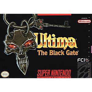 Ultima VII the Black Gate