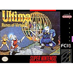 Ultima Runes of Virtue 2