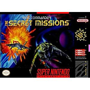 Wing Commander 2 Secret Missions