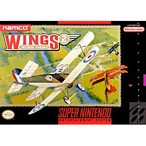 Wings 2 Aces High
