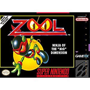 Zool Ninja of the Nth Dimension