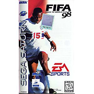 FIFA Road to World Cup 98
