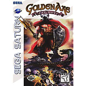 Golden Axe The Duel