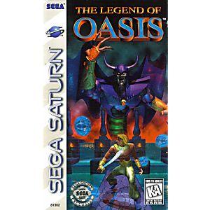 Legend of Oasis