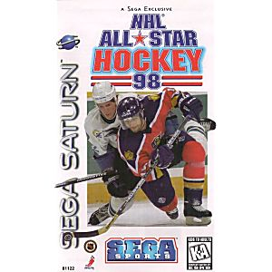 NHL All-Star Hockey 98
