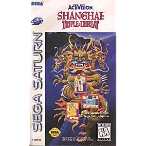 Shanghai Triple Threat