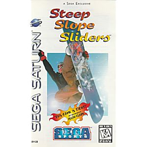 Steep Slope Sliders