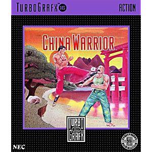 China Warrior