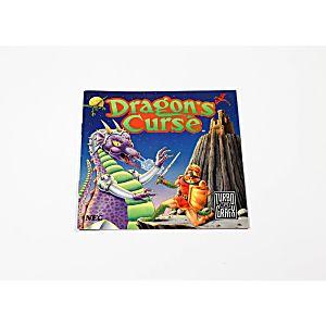 Manual - Dragon's Curse TurboGrafx-16