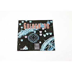 Manual - Galaga '90 TurgoGrafx-16