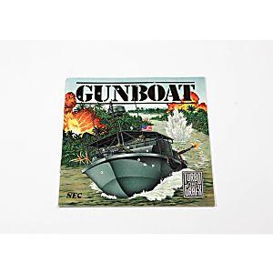 Manual - Gunboat TurboGrafx-16