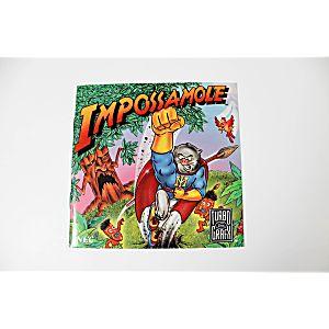 Manual - Impossamole TurboGrafx-16