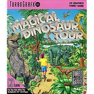Magical Dinosaur Tour