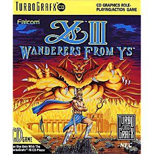 Ys III Wanderers from Ys