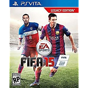 FIFA 15: Legacy Edition
