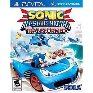 Sonic All-Star Racing Transformed
