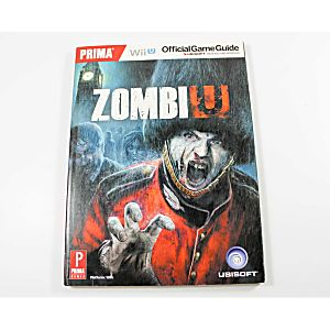 Zombiu Official Game Guide (Prima Games)