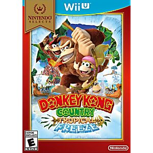 Donkey Kong Country: Tropical Freeze: Nintendo Selects