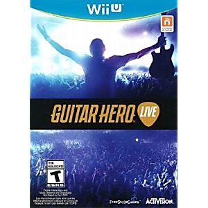 Guitar Hero Live Game Only