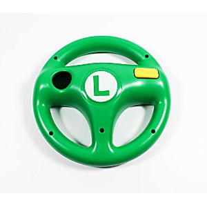 Nintendo Wii U Mario Kart 8 - Luigi Green Wheel Attachment