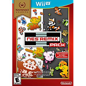 NES Remix Pack: Nintendo Selects