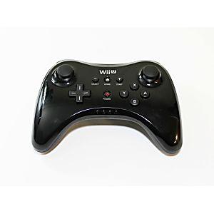 Nintendo Wii U Pro Controller- Black