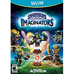 Skylanders Imaginators Game