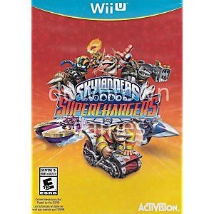 Skylanders Superchargers Game