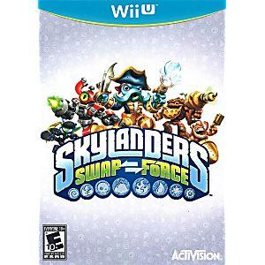 Skylanders Swap Force Game
