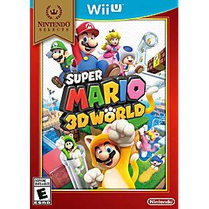 Super Mario 3D World: Nintendo Selects