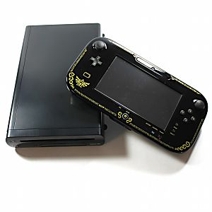 Wii U Zelda Wind Waker Edition System
