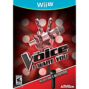The Voice With Microphone