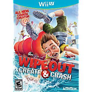 Wipeout: Create & Crash