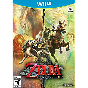 Zelda Twilight Princess HD