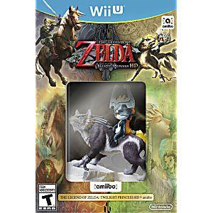 Zelda Twilight Princess HD Special Edition