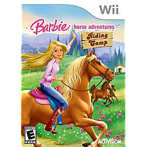 Barbie Horse Adventure Riding Camp