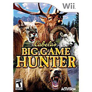 Cabela's Big Game Hunter 2008