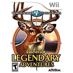 Cabela's Legendary Adventures