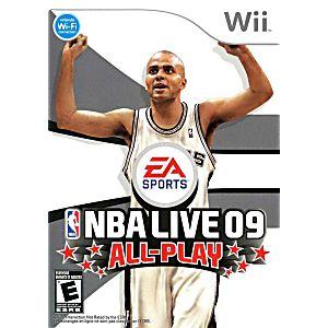 NBA Live 09 All-Play