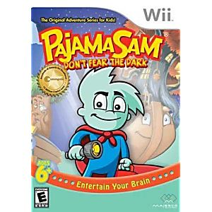 Pajama Sam in Don't Fear the Dark